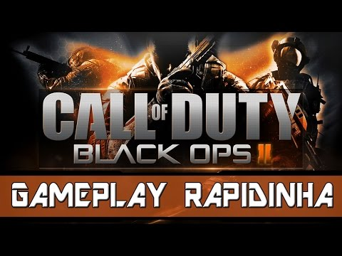 Gameplay - Black Ops 2