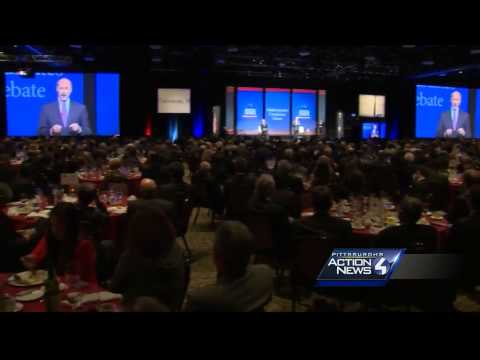 (Truth Check) 1st PA Gubernatorial Debate: Taxes and Marcellus Shale