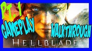 Hellblade | Episode 1 | Gameplay | Walkthrough | Livestream | TZZG
