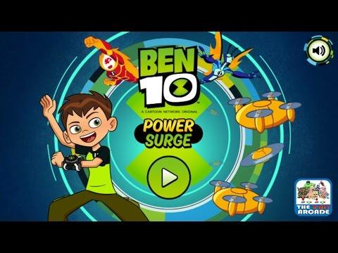 Ben 10: Power Surge - Take Back The Rustbucket From Billy Billions (Cartoon Network Games)