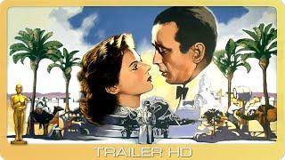 Casablanca ≣ 1942 ≣ Trailer ᴴᴰ