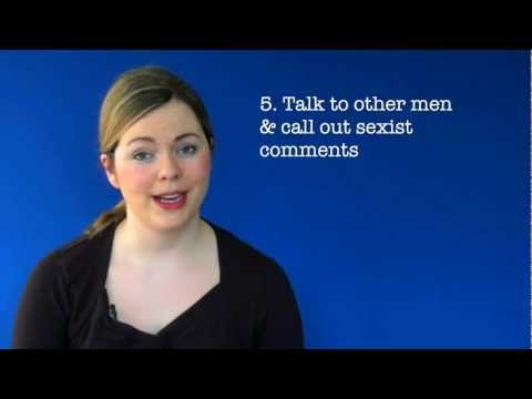 Feminism F.A.Q.s: Can Men Be Feminists?