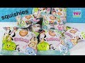 Disney Tsum Tsum Squish-Dee-Lish Squishies Series 1 Toy Review | PSToyReviews
