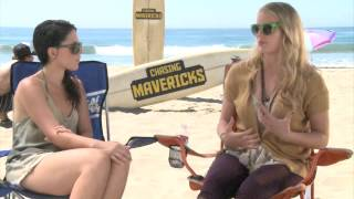 Leven Rambin Interview - 'Chasing Mavericks'