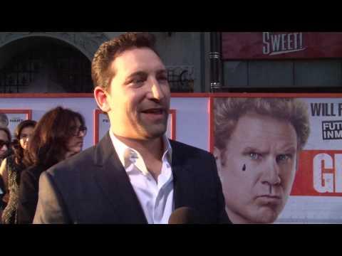 Get Hard: Ethan Cohen Red Carpet Premiere Interview