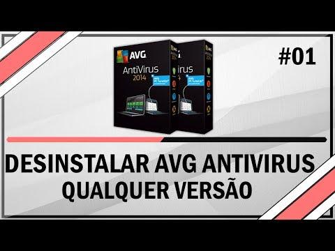 Como desinstalar o AVG antivirus - Qualquer versão ( exclusiva )