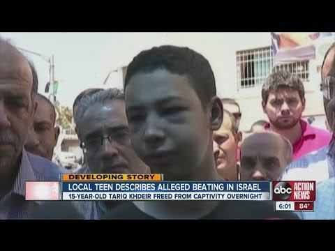 Local teen on house arrest in Israel