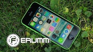 iPhone 5C обзор. Подробный видео обзор iPhone 5с все плюсы и минусы. FERUMM.COM