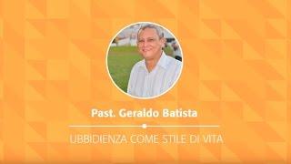 ONE 2014 - 09 @ Milano | Ubbidienza come stilo di vita - Pastore Geraldo Batista | 03.05.2014