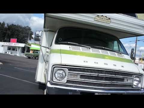 Dodge Camper Minnie Winnie RV 360 Sportsman $999