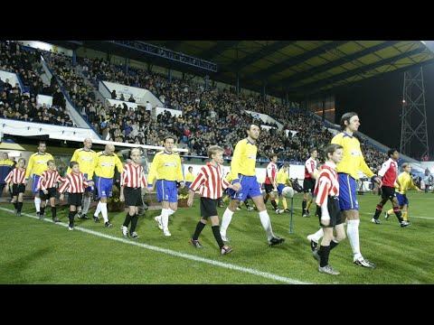 Pohár UEFA 2003/4: Teplice - Feyenoord Rotterdam (sezóna 2003/2004)