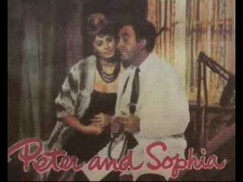 Sophia Loren and Peter Sellers I Fell In Love Video