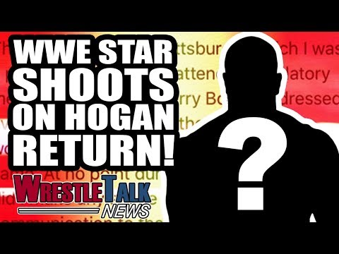 CM Punk Starring In HORROR MOVIE! WWE Star SHOOTS On Hulk Hogan RETURN! | WrestleTalk News July 2018
