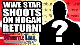 CM Punk Starring In HORROR MOVIE! WWE Star SHOOTS On Hulk Hogan RETURN! | WrestleTalk News July 2018