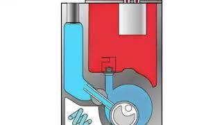 piston vacuum pump working principle