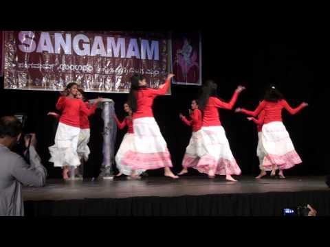 Yello Jinugiruva - Sangamam 2012 Kannada Dance video