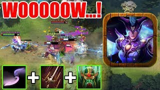 ONE SWASHBUCKLE = IMBA LIFESTEAL +24 GLAIVE BOUNCES Ability Draft Dota 2