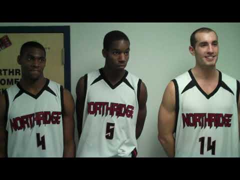 Cal Lutheran Post-Game Interview with Kevin Menner, Lenny Daniel and Willie Galick