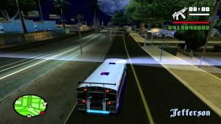 Bus Diablo Rojo Especial by JOSEPH para GTA SA
