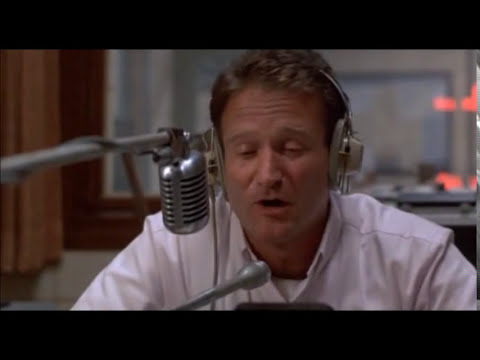 Good Morning Vietnam Best Scenes
