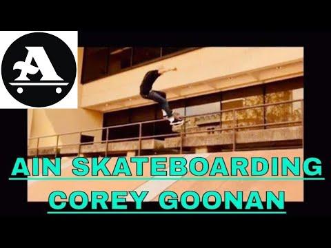 RAW FOOTAGE with COREY GOONAN