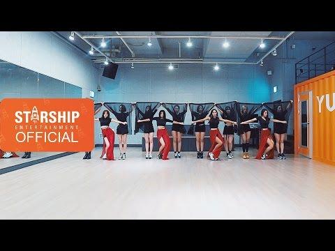 [Dance Practice] 씨스타(SISTAR) _ I Like That