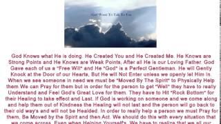 Joseph Prince Moved By The Spirit Not Human Honey  5 19 2014 AVI