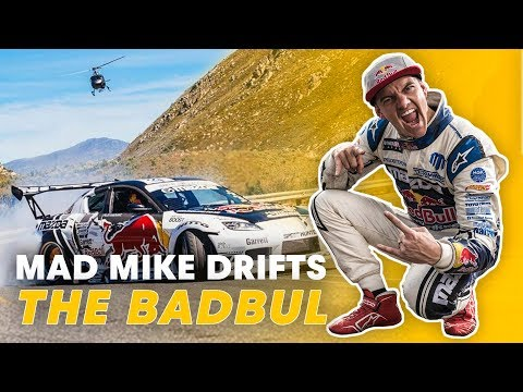 Mad Mike Drifts BADBUL Around the Franschhoek Pass | Conquer The Cape