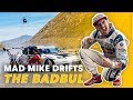 Mad Mike Drifts BADBUL Around the Franschhoek Pass | Conquer The Cape .