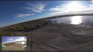 I FLEW 1.3 MILES WITH MY FREESTYLE QUAD! // TBS Crossfire Micro