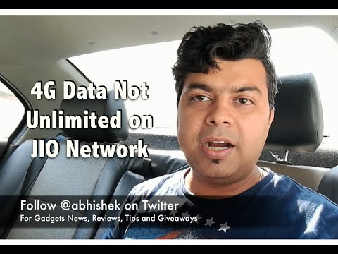 4G Not Unlimited In JIO SIM, Plans Loophole And Catch | GadgetsToUse