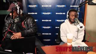 Isaiah Rashad Speaks on TDE Pressures, Plus Sway Gives Industry Advice on Sway in the Morning