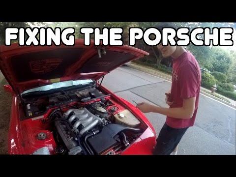 My Porsche 944 Turbo Broke: Lets Fix It!
