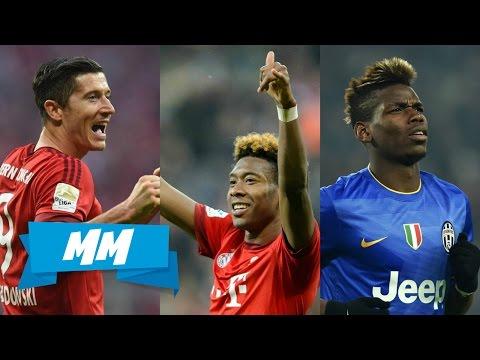 Real Madrid Transfer News • June • 2016