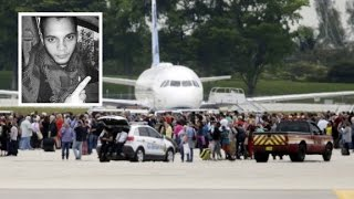 Airport shooting suspect identified