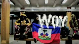 Fret Kash Official Video By Nwo Featuring Siameze And Sha Haiti Kanaval 2009