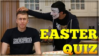 SIDEMEN EASTER QUIZ!!