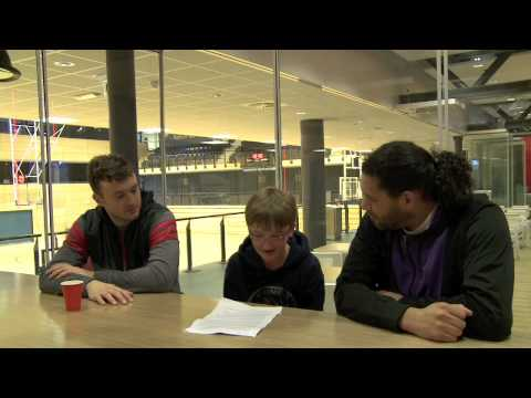 Interview Zack Novak door Daan Blanket en Daud Bwefar