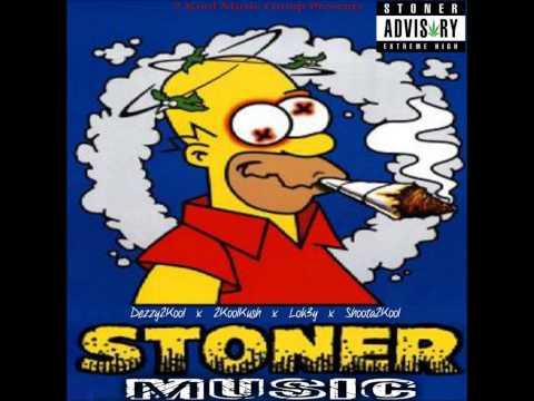 We2Kool-Stoner Music [Prod. By M8 Beat]