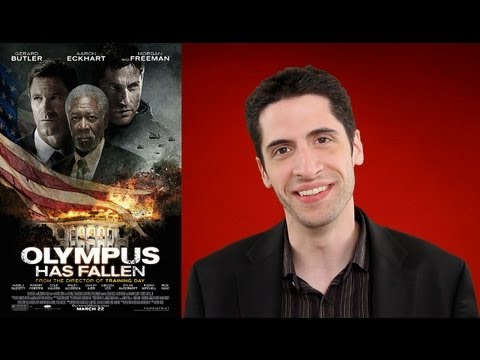 Olympus Has Fallen Movie Review video