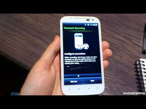 HTC Sensation XL hands-on (5)