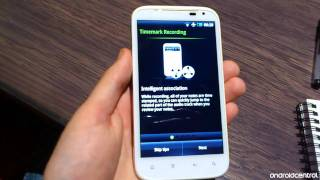 HTC Sensation XL hands-on