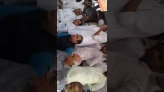 Hamza Masood in Behat Vidhan Sabha