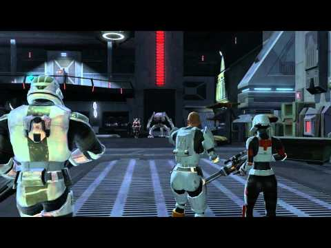 Star Wars: The Old Republic - Trooper Trailer