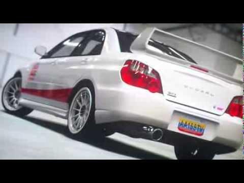 Born  Race Movie Cars