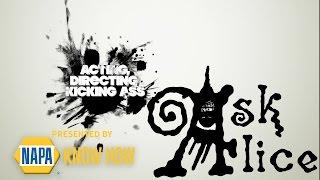Ask Alice 11: Acting, Directing, Kicking Ass