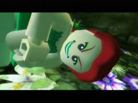 LEGO Batman Story 7 - Heroes - Chapter 1 - A Poisonous Appointment (3/3) - Poison Ivy BOSS