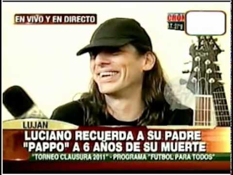 Hijo de Pappo en Cronica Tv