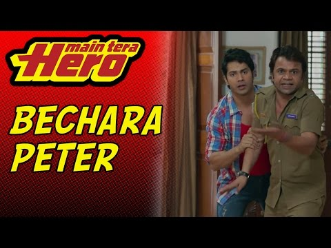 Scene From Main Tera Hero | Bechara Peter