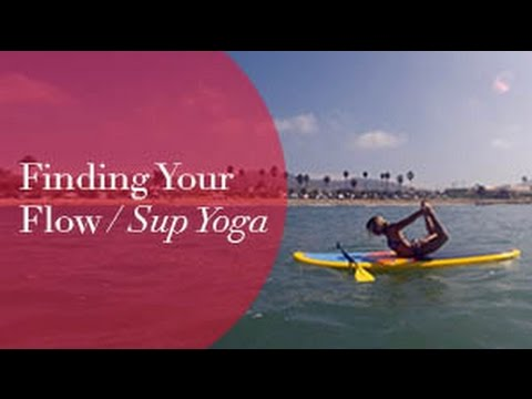 SUP Yoga Retreat with Stoked Yogi in San Clemente, CA